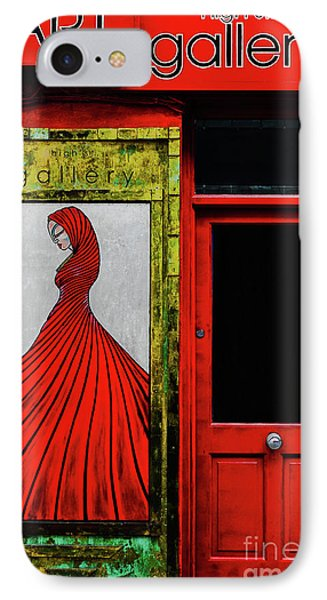 Art Gallery Shop Front IPhone Case