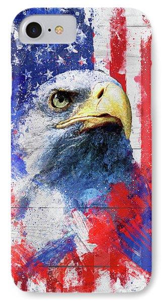Artistic Xliii - American Pride IPhone Case