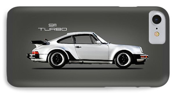 The 911 Turbo 1984 IPhone Case