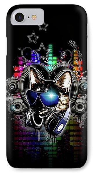 Drop The Bass IPhone Case