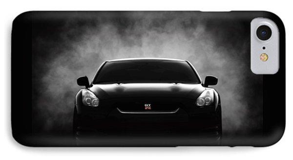 Car iPhone 8 Case - GTR by Douglas Pittman