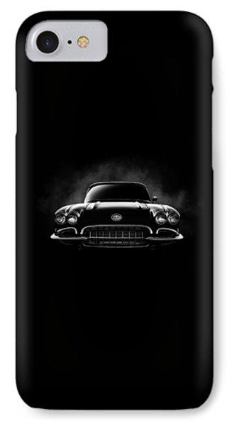Car iPhone 8 Case - Circa '59 by Douglas Pittman