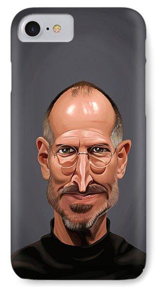 Celebrity Sunday - Steve Jobs IPhone Case