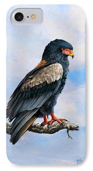 Bateleur Eagle IPhone Case