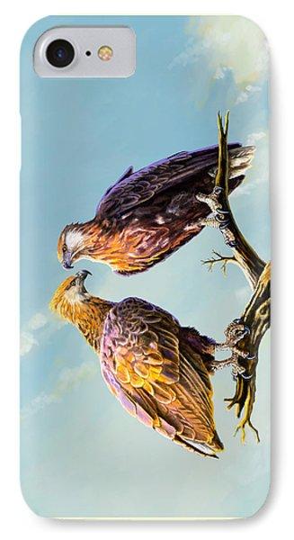 Madagascar Fish Eagle  IPhone Case