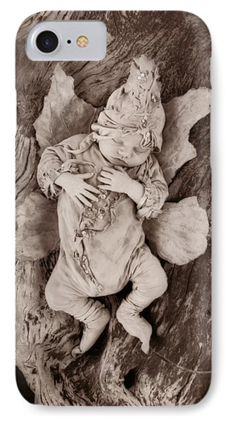 Fairy iPhone 8 Case - Driftwood Fairy by Anne Geddes