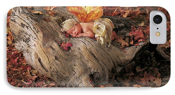 Fairy iPhone 8 Case - Woodland Fairy by Anne Geddes