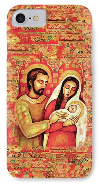 Holy Family IPhone Case