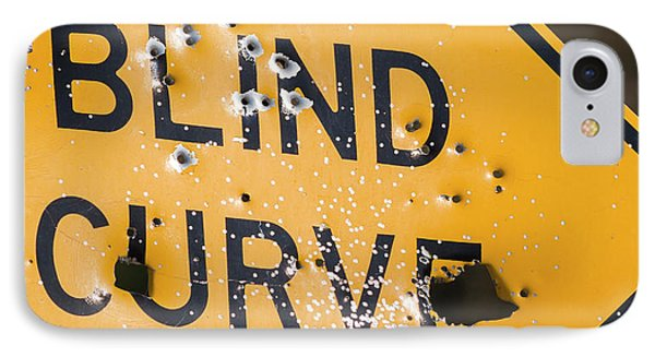 Blind Curve IPhone Case