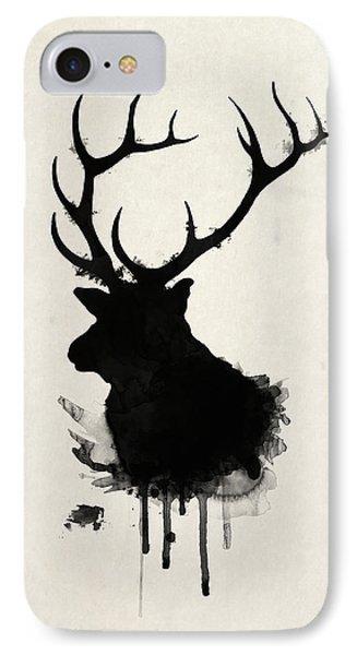 Scenic iPhone 8 Case - Elk by Nicklas Gustafsson