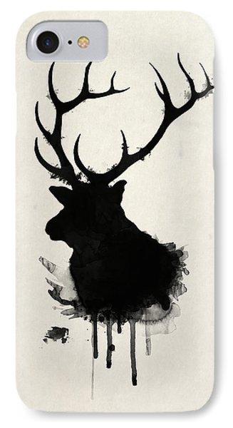 Animals iPhone 8 Case - Elk by Nicklas Gustafsson