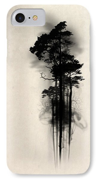 Magician iPhone 8 Case - Enchanted Forest by Nicklas Gustafsson