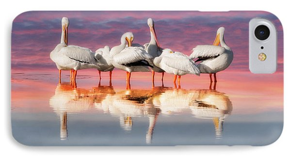 As The Sun Goes Down IPhone Case
