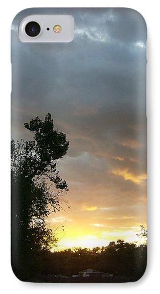 At Daybreak IPhone Case