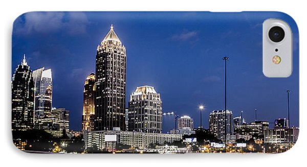 Atlanta Midtown IPhone Case