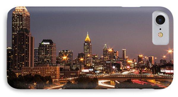 Atlanta Skyline - Scad IPhone Case