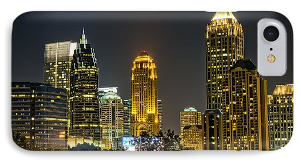 Atlanta Skyscrapers  IPhone Case