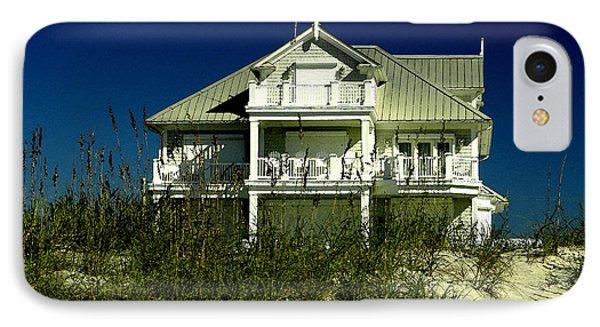 Atlantic Beach House IPhone Case
