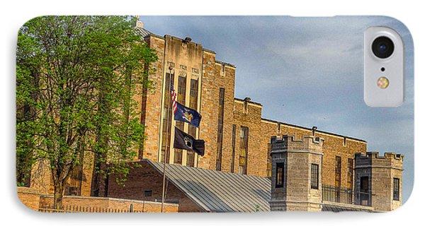 Auburn Correctional Facility IPhone Case