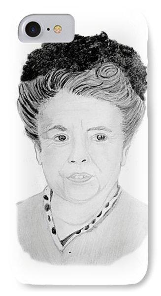 Aunt Bea IPhone Case