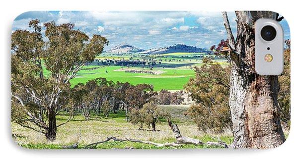 Australian Countryside IPhone Case