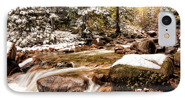 Autumn At Gore Creek 3 - Vail Colorado IPhone Case