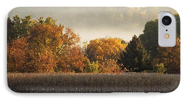 Autumn Cornfield IPhone Case
