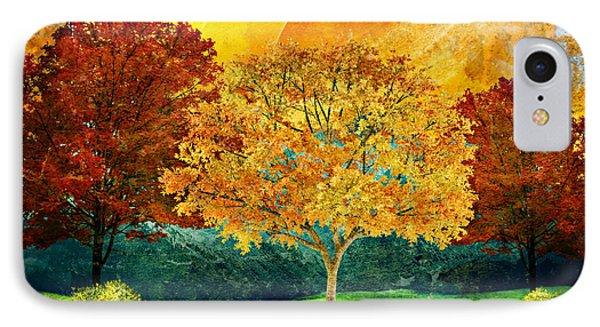 Autumn Fantasy IPhone Case