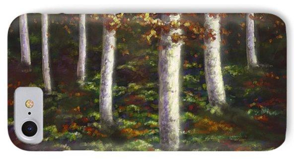 Autumn Ghosts IPhone Case