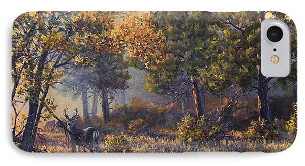 Autumn In Colorado IPhone Case