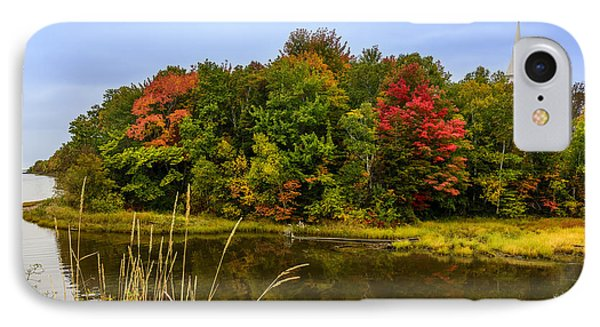 Autumn In Mabou IPhone Case