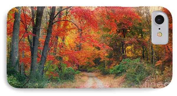 Autumn In New Jersey IPhone Case
