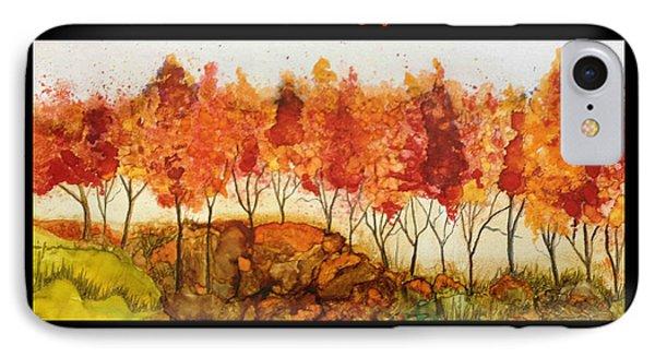 Autumn Joy IPhone Case