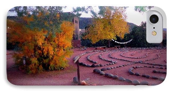 Autumn Labyrinth IPhone Case