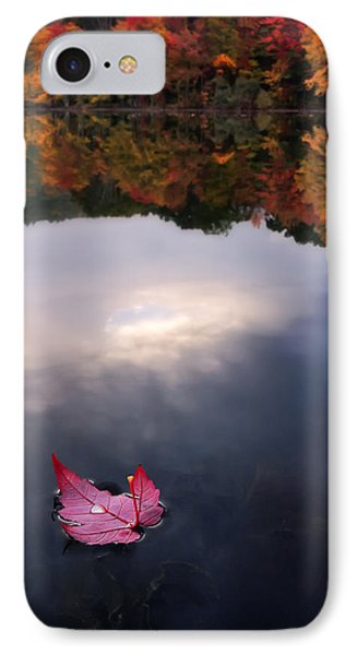 Autumn Mornings Iv IPhone Case