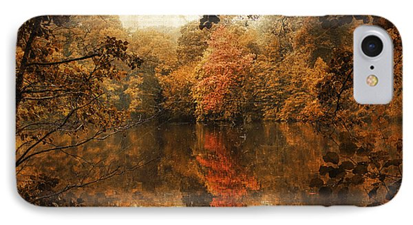 Autumn Reflected IPhone Case