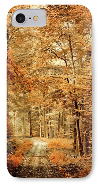 Autumn Secret IPhone Case