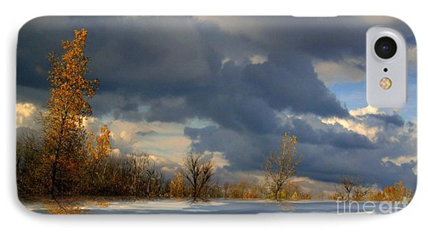 Autumn Skies  IPhone Case