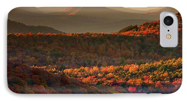 Autumn Tapestry IPhone Case