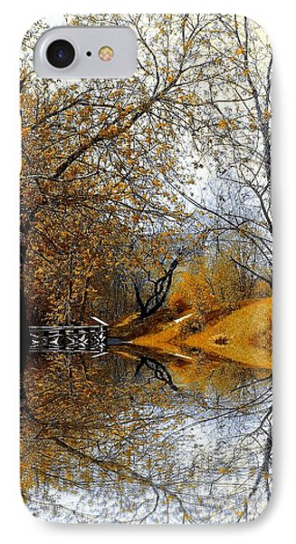 Autumnal IPhone Case