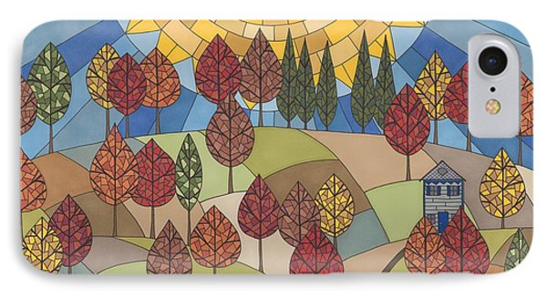 Autumn's Tapestry IPhone Case
