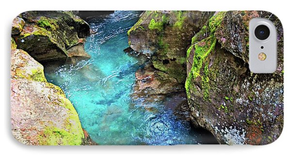 Avalanche Lake 4a IPhone Case