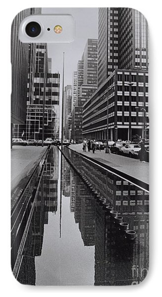 Avenue Of The Americas , Midtown IPhone Case