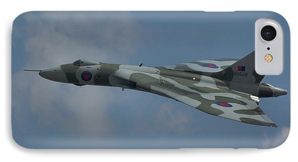 Avro Vulcan B2 Xh558 IPhone Case