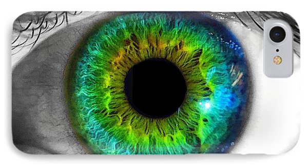 Aye Eye IPhone Case