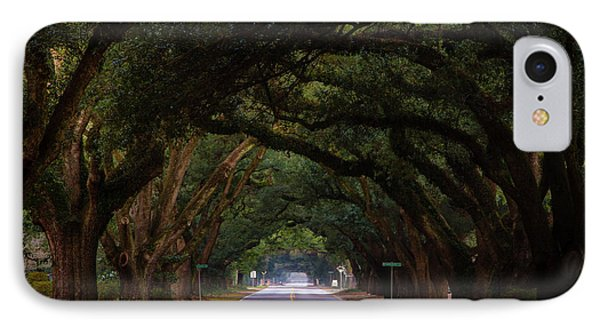 Boundary Ave Aiken Sc 6 IPhone Case