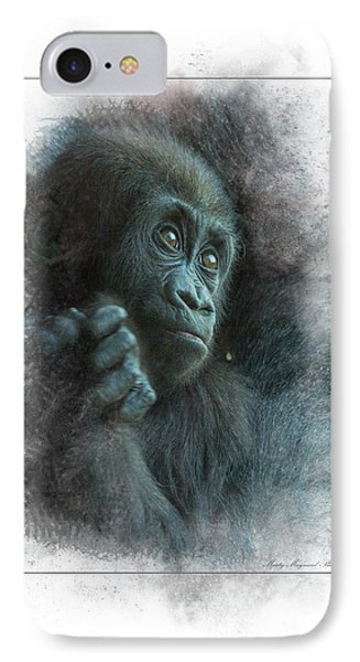 Baby Gorilla IPhone Case