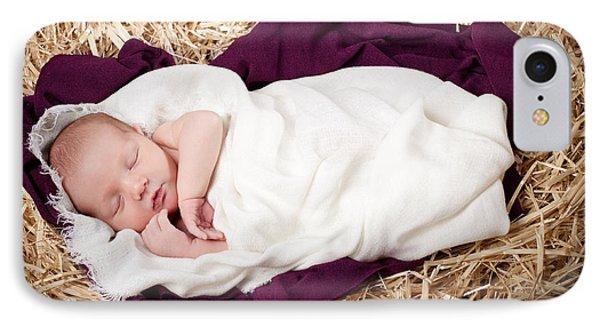 Baby Jesus Nativity IPhone Case