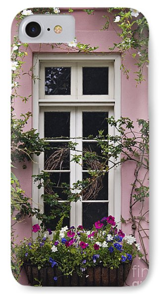 Back Alley Window Box - D001793 IPhone Case