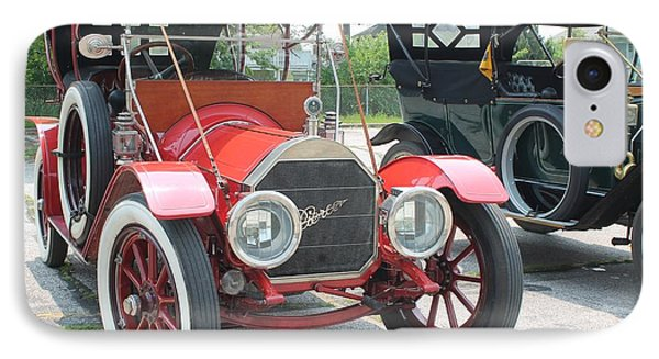 Back In The Day 2 IPhone Case